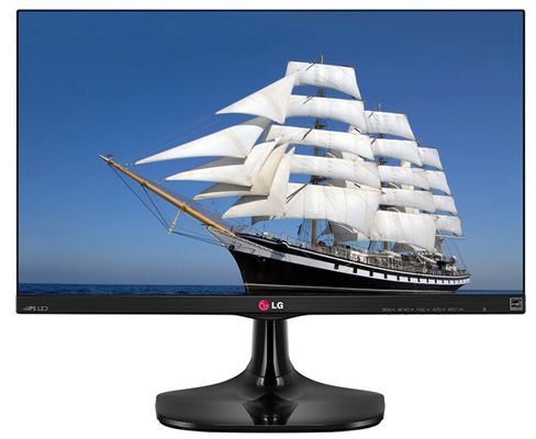 LG 27MP65VQ P   27 Zoll Full HD Monitor mit IPS Panel für 184,89€