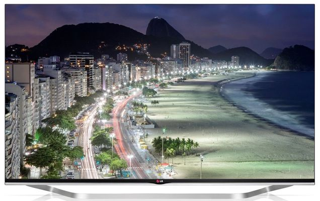 LG 42LB731V LG 42LB731V   42 Zoll 3D LED Fernseher mit Triple Tuner und WLAN für 529€