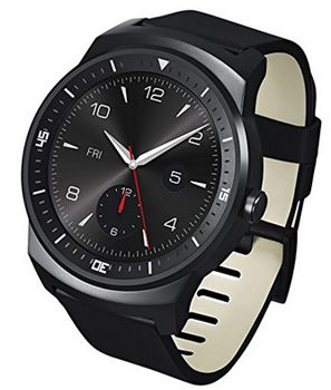 LG G Watch R Smartwatch für 196,27€   Update