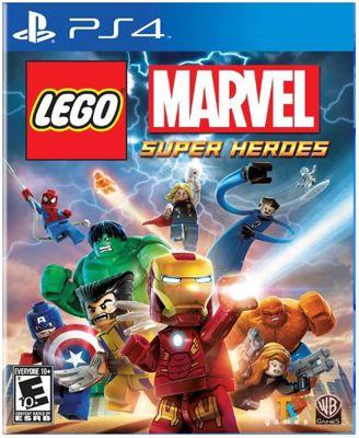 Lego Marvel Super Heroes (PS4) für 12,99€   nur für Primer