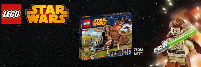 Lego Star Wars1 20% Rabatt auf Lego Star Wars Artikel bei ToysRUs   z.B. Todesstern ab 336€