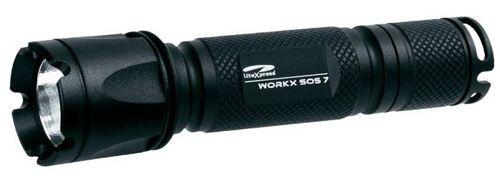 LiteXpress Workx SOS 7 LED Taschenlampe ab 19,99€   Update