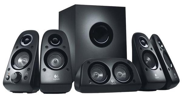 Logitech Z506 5.1 Surround PC Lautsprechersystem für 49,99€ (statt 69€)