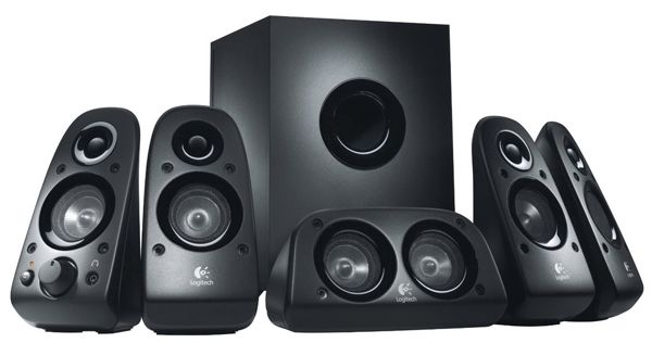 Logitech Z506 Logitech Z506 5.1 Surround PC Lautsprechersystem für 52,49€