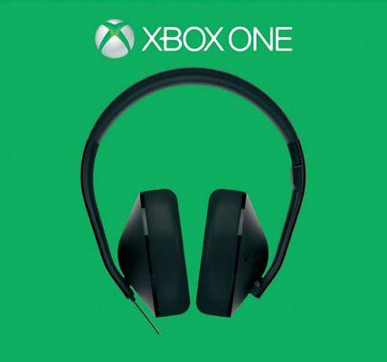 Microsoft Xbox One Stereo Headset für 26,99€ (statt 48€)