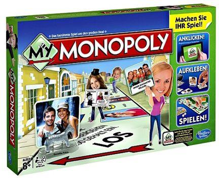 My Monopoly My Monopoly: Brettspiel zum Selbstgestalten für 18€
