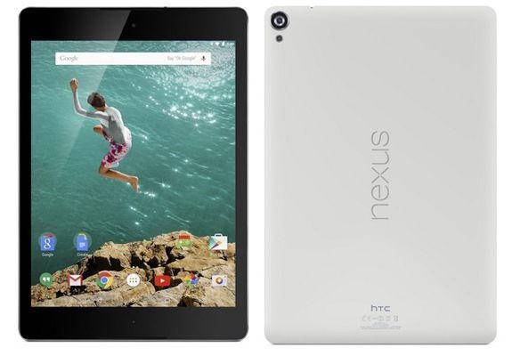 Nexus 9 HTC Nexus 9   8,9 Zoll Tablet mit WLAN und 32GB für 272,63€   Update!