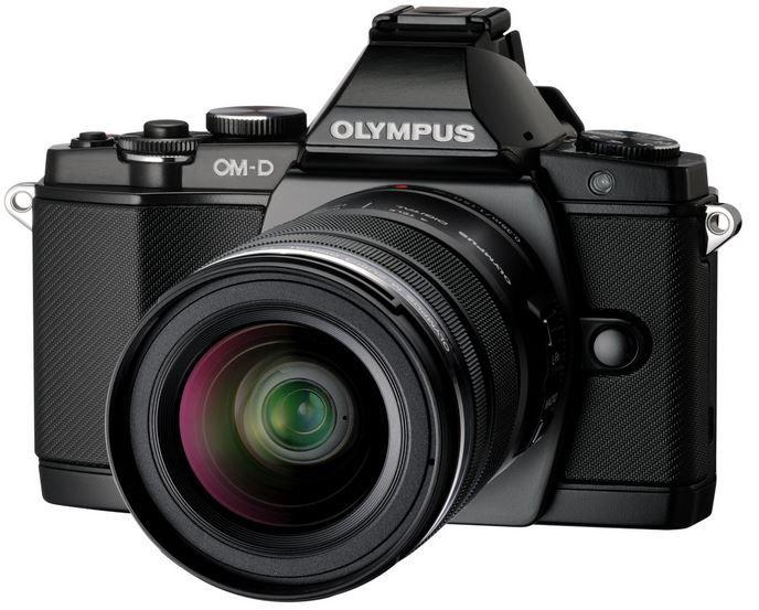Olympus E M5 OM D   16 MP Systemkamera Body für 573,89€   Update