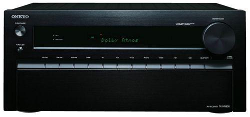 Onkyo TX NR838 Onkyo TX NR838 7.2 Heimkino AV Receiver mit WLAN und Bluetooth für 666€