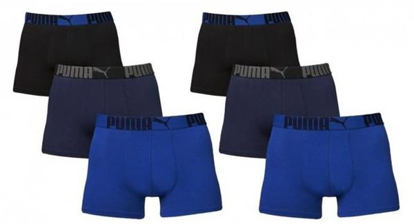 PUMA Cat Promo   6er Pack Boxershorts ab 26,46€