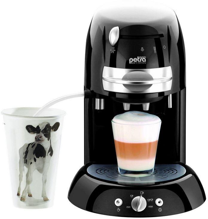 Petra  PETRA KM 42.17    Pad System für Kaffee, Espresso etc. statt 77€ für 49,99€