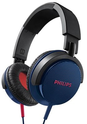 Phi­lips SHL3100BL TOP! Phi­lips SHL3100BL Over Ear Kopf­hö­rer für 6,99€