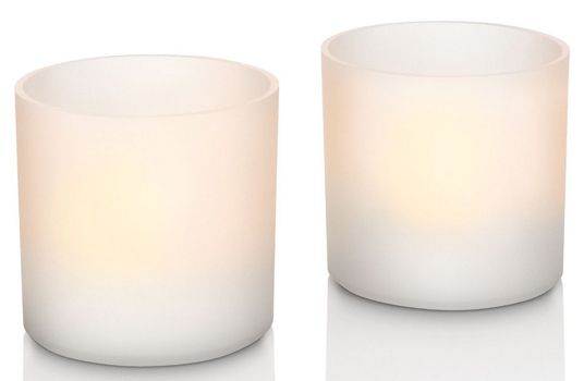 Philips TeaLights Philips Candle Lights 2er Set oder Philips TeaLights 2er Set für jeweils 9,99€