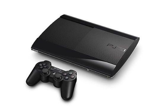 PlayStation 3 Super Slim PlayStation 3 Super Slim 500GB für 99,90€ (statt 220€)