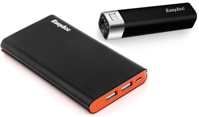 EasyAcc 10000mAh   mobile Powerbank ab 18,39€   Update!