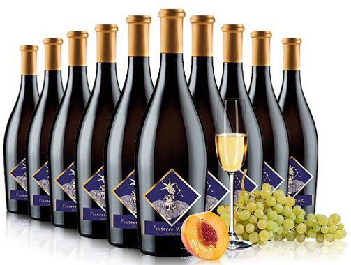 10 Flaschen Prosecco Selezione del Re für 39,90€ dank 70€ Gutschein