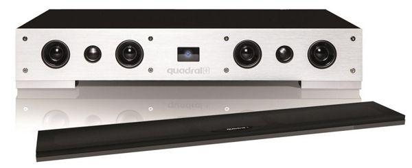 Quadral Magique 3 Wege Soundbar mit Bluetooth für 239€