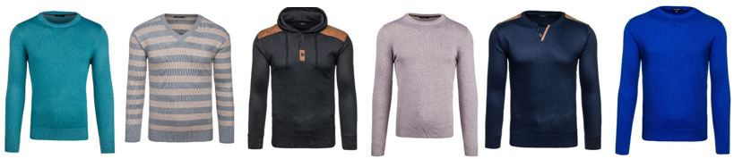 S West, New Men, Bruno Leoni   Slim fit Herrenpullover für je 12,95€