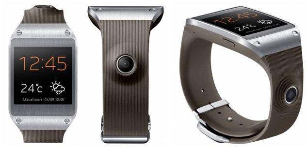 Samsung Galaxy Gear SM V700 Smartwatch ab 49,99€   Update