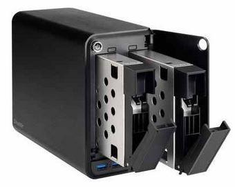 Shuttle Omninas KD22   Dual Bay Multimedia NAS für 89€