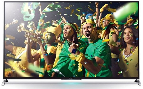 Sony KDL 65W955B   65 Zoll 3D LED Fernseher mit Triple Tuner für 1.803€