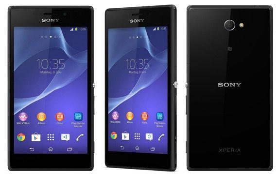 Sony Xperia M2 Sony Xperia M2 Smartphone für 89€ (statt 175€)   B Ware!