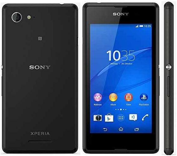 Sony  Sony Xperia E3   gutes Smartphone aus England für nur 107,61€