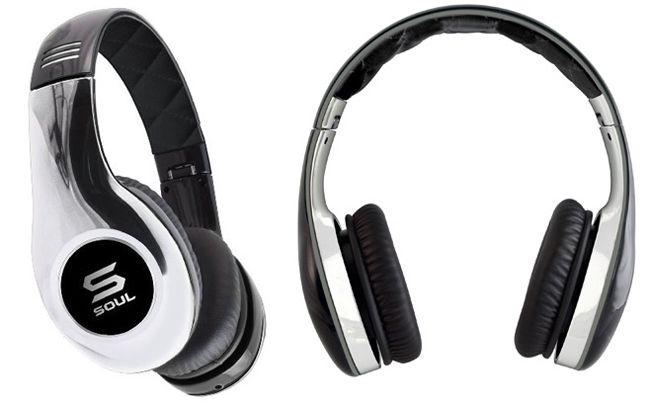 Soul SL150 Pro HD Soul by Ludacris SL150 Pro HD On Ear Kopfhörer für 44€