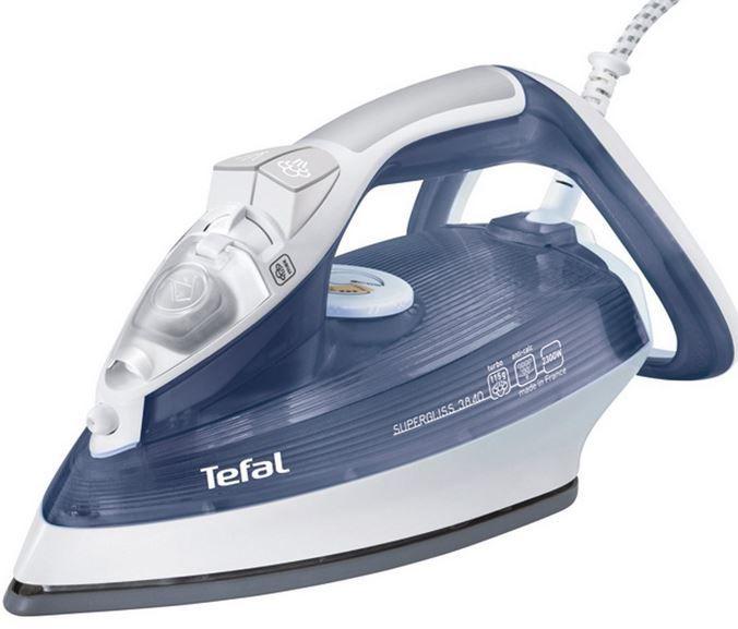 Tefal Tefal FV 3840 Dampfbügeleisen Supergliss für 29,99€   Update!