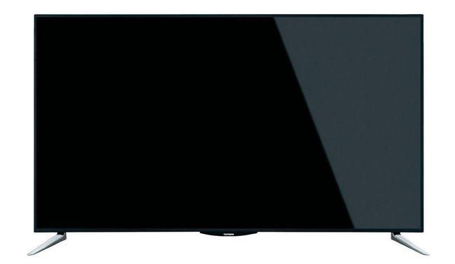 Telefunken L65F243A3C   65 Zoll WLan Smart TV mit Triple Tuner für 749€