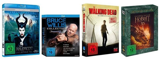 Thalia Filme 12% Rabatt auf Filme, Musik, Spielwaren & mehr   z.B. Risiko The Walking Dead Brettspiel für 32,56€ statt 43€
