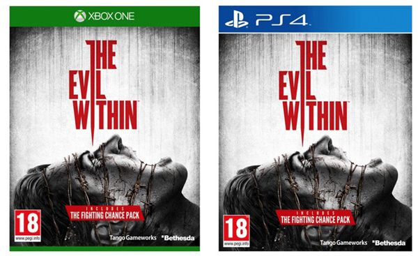 The Evil within The Evil within (Xbox One und PS4) ab 27,60€ bei Zavvi