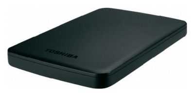 Toshiba Canvio Basics 2TB 2,5 Zoll USB 3.0 Festplatte für 69€