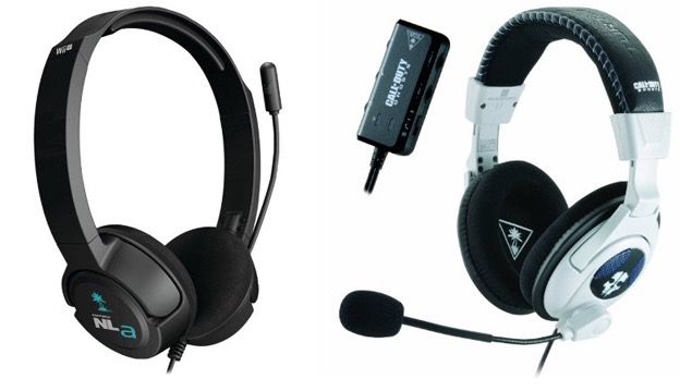 Turtle Beach Günstige Turtle Beach Headsets bei Amazon – z.B. Turtle Beach Ear Force NLA ab 11,97€
