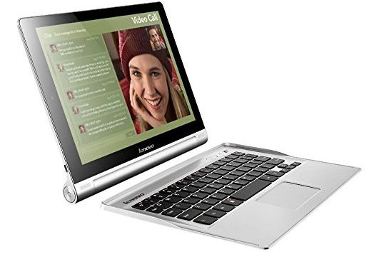 Yoga 10 Zoll Tablet Bluetooth Tastatur