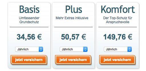 Zusatzversicherung Zahnzusatzversicherung im 1. Jahr effektiv kostenlos dank 35€ Amazon Gutschein   nur 2 Jahre Mindestlaufzeit