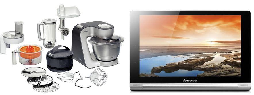 Lenovo Yoga 10 HD   10,1 Zoll Tablet PC statt 273€ für 199€
