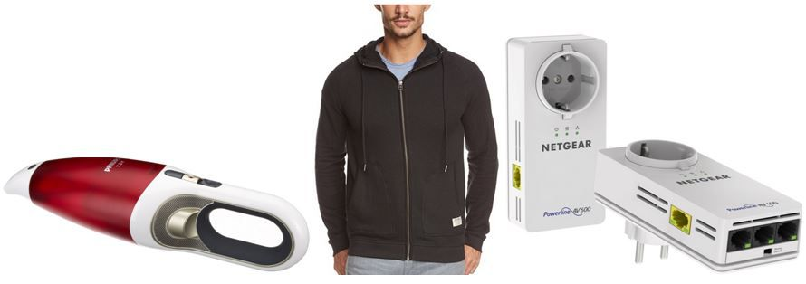 amazon Angebot5 JACK & JONES Herren Hoody bei den 22 Amazon Blitzangeboten