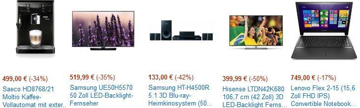 amazon Cybermonday25 LG 55LB580V   55 Zoll Smart TV für 569,99€ bei den letzten Cyberweek Angeboten von heute