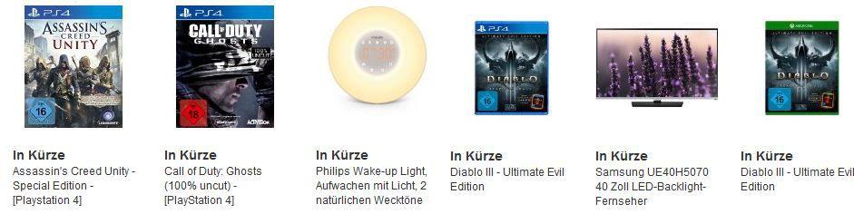 amazon Cybermonday54 PlayStation 4 + DriveClub, Little Big Planet 3 + The Last of Us: Remastered für 439,97€ bei den letzten Cyberweek Angeboten