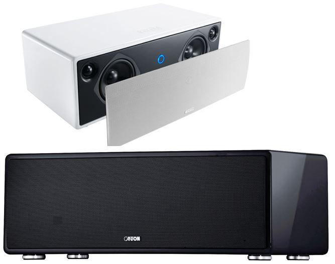 Canton musicbox Air 3   2 Wege Lautsprecher mit 300W und AirPlay für je 299€