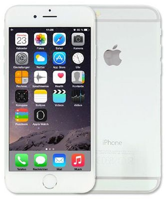 iPhone 6 16GB Silber