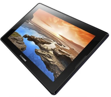Lenovo A10 70   10,1 Zoll Android Tablet mit 25,7cm HD IPS Touchscreen Display + 3G für 159€