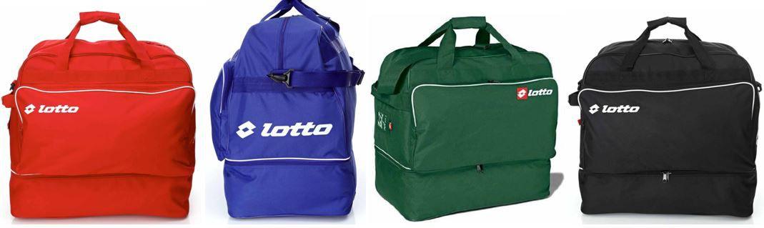 lotto Lotto Bag Soccer Omega   Unisex Sporttasche für nur 8,99€ inkl. Versand