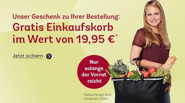 Mirapodo Sale mit bis 70% Rabatt + 12€ Gutschein   gratis Shopper