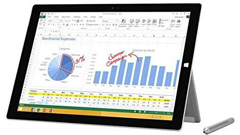 surface 3 Microsoft Surface Pro 3   Tablet mit 64GB statt 699€ für 599€   Update