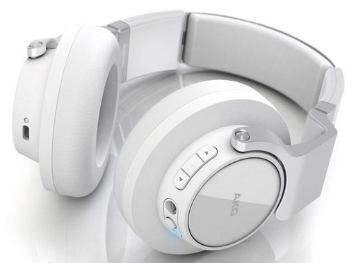 AKG K 845 BT Bluetooth Over Ear Kopfhörer mit NFC für 125,73€   Update