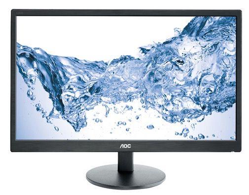 AOC e2470Swhe AOC e2470Swhe   23,6 Zoll Full HD Monitor mit 2x HDMI und 5ms für 92,89€
