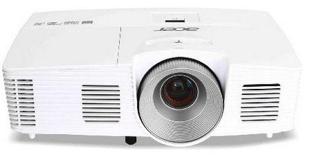 Acer H6520BD   3D Full HD DLP Projektor mit 3.500 ANSI Lumen als WHD für 435,12€