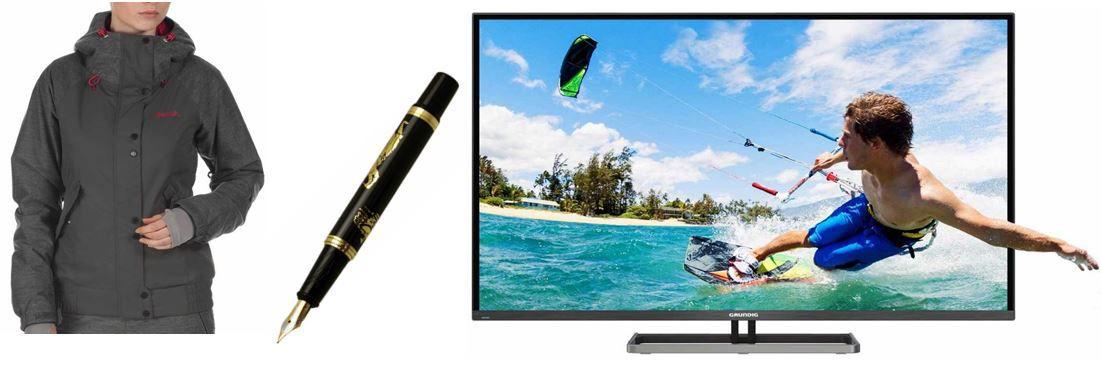 Grundig 42 VLE 9480 BL   42 Zoll 3D Smart TV mit PVR bei den ersten 225 Amazon Blitzangeboten heute bis 11Uhr